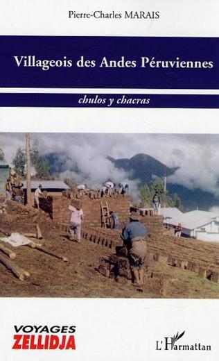 Couverture Villageois des Andes Péruviennes