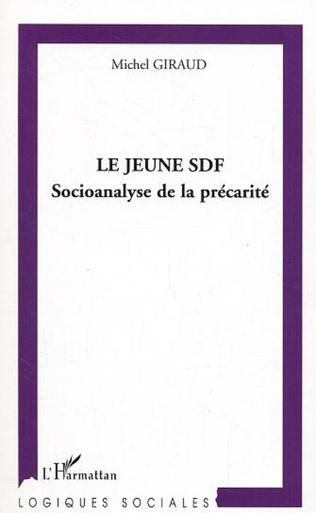 Couverture Le jeune SDF
