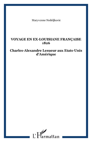 Couverture Voyage en ex-Louisiane française 1826