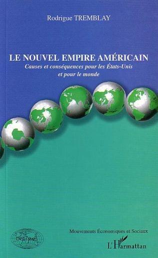 Couverture Le nouvel empire américain