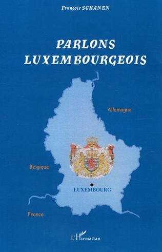 Couverture Parlons luxembourgeois