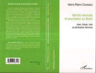 Couverture Identité nationale et procréation au Brésil