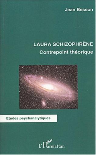 Couverture Laura schizophrène