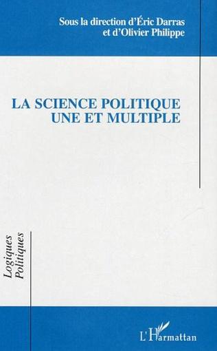 Couverture La science politique une et multiple