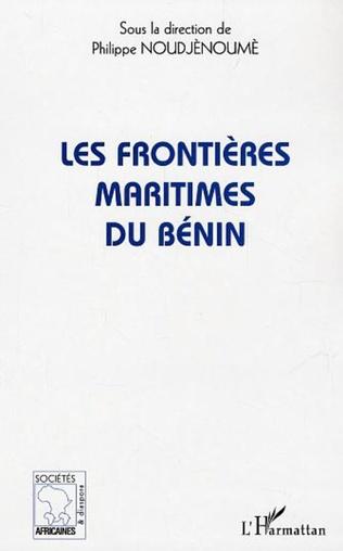 Couverture Les frontières maritimes du Bénin