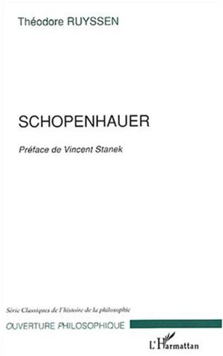 Couverture Schopenhauer
