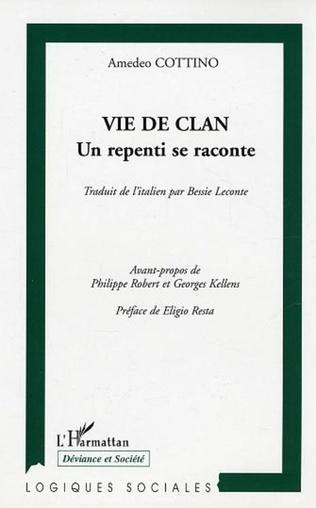 Couverture Vie de clan