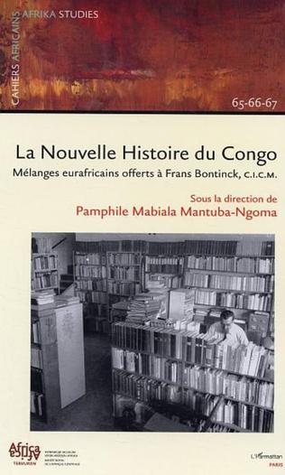 Couverture La nouvelle histoire du Congo