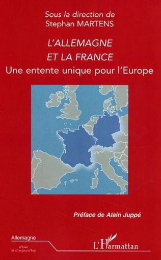 Couverture L'Allemagne et la France