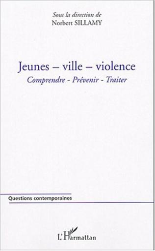 Couverture Jeunes - ville - violence