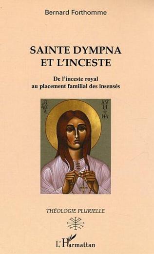 Couverture Sainte Dympna et l'inceste