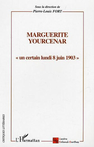 Couverture Marguerite Yourcenar