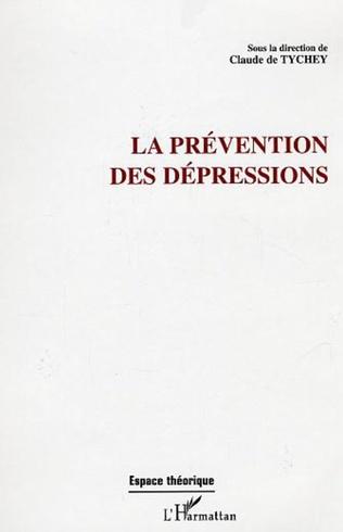 Couverture La prévention des dépressions