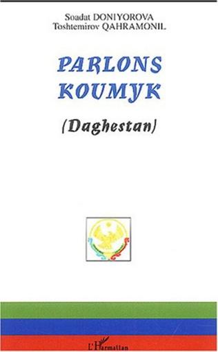 Couverture Parlons Koumyk
