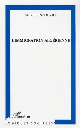 Couverture L'immigration algérienne