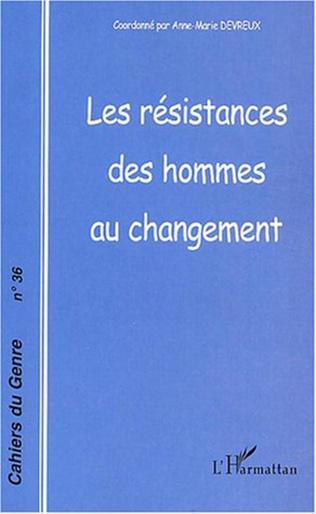 Couverture Les résistances des hommes au changement