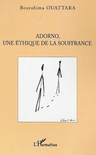 Couverture Adorno, une éthique de la souffrance