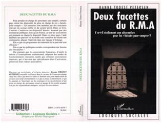 Couverture Deux facettes du R.M.A (Revenu Minimum d'Activité)