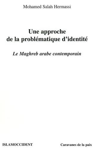 Couverture Une approche de la problématique d'identité