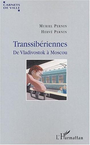 Couverture Transsibériennes