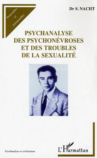 Couverture Psychanalyse des psychonévroses et des troubles de la sexualité