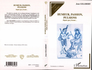 Couverture Humeurs, passion, pulsions