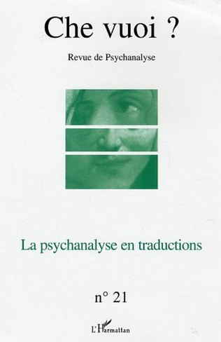 Couverture An ex-eyety : a lacanian signifier ?