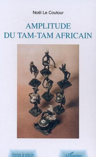 Couverture Amplitude du tam-tam africain