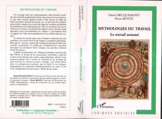 Couverture Mythologies du travail