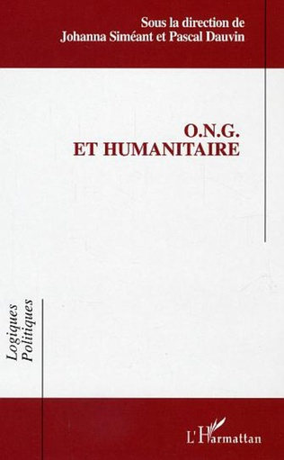 Couverture O.N.G. et humanitaire