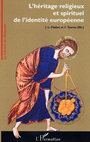 Couverture L'héritage religieux et spirituel de l'identité européenne