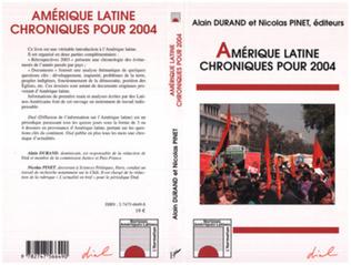 Couverture Amérique Latine