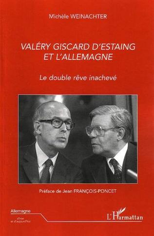 Couverture Valéry Giscard D'Estaing et l'Allemagne
