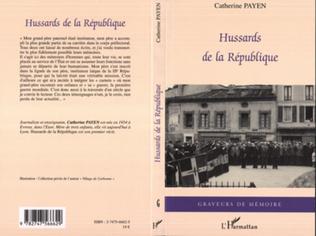 Couverture Hussards de la République