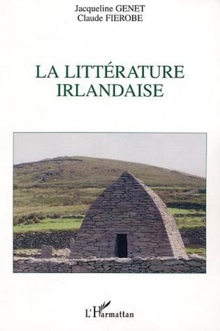 Couverture La littérature irlandaise