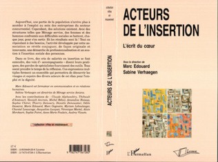 Couverture Acteurs de l'insertion