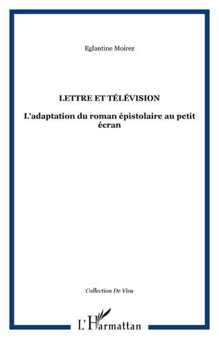 Couverture Lettre et télévision