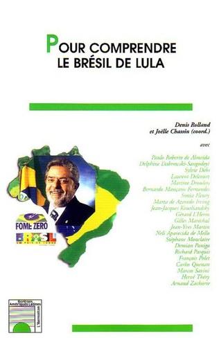 Couverture Pour comprendre le Brésil de Lula