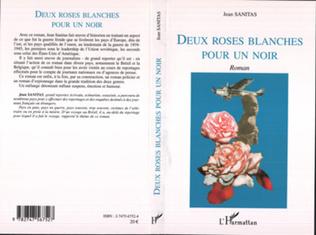 Couverture Deux roses blanches pour un Noir