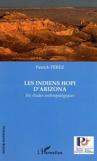 Couverture Les Indiens Hopi d'Arizona
