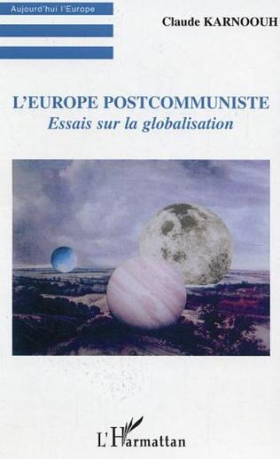 Couverture L'Europe postcommuniste