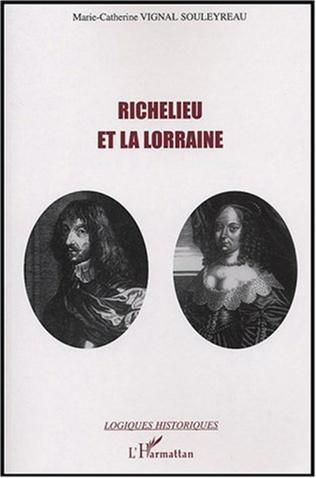 Couverture Richelieu et la Lorraine