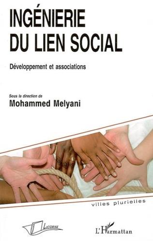 Couverture Ingénierie du lien social : développement et associations