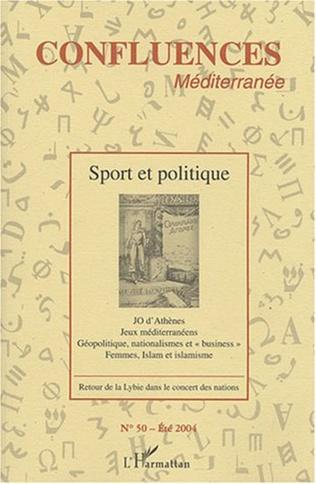 Couverture Sport et politique