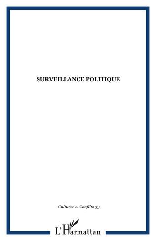 Couverture Surveillance politique