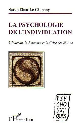 Couverture La psychologie de l'individuation