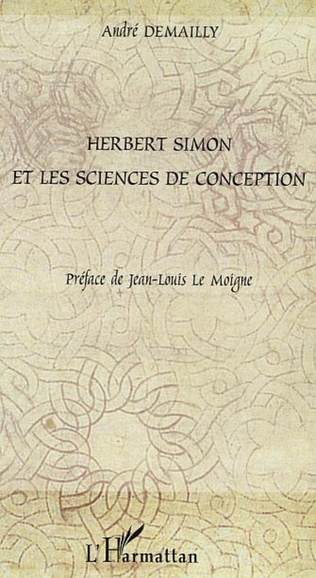Couverture Herbert Simon et les sciences de conception