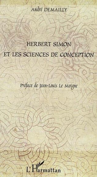 Couverture Herbert Simon et les sciences de conception