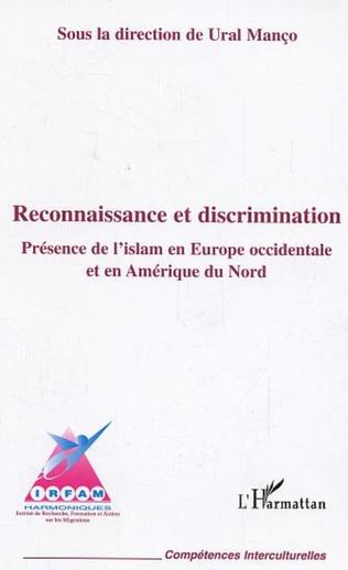 Couverture Reconnaissance et discrimination