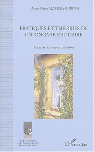 Couverture Pratiques et théories de l'économie solidaire